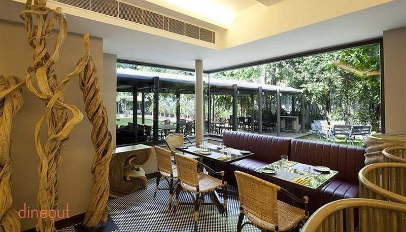Amreli - Hotel Diplomat Chanakyapuri