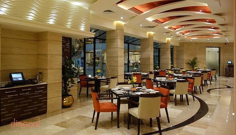 Ssence - The Suryaa Hotel New Delhi New Friends Colony
