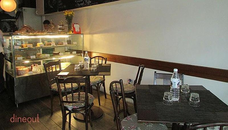 Elma's Brasserie Lodhi Colony