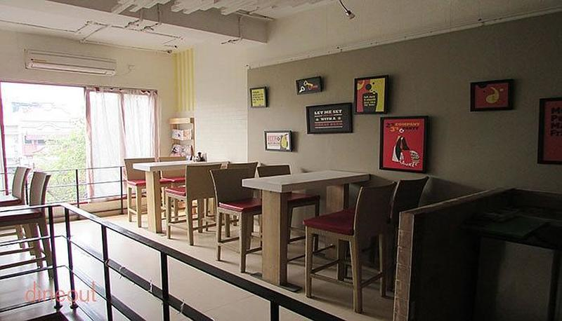 The Pint Room Defence Colony