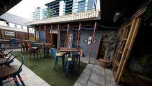 The Village Balcony restaurant
