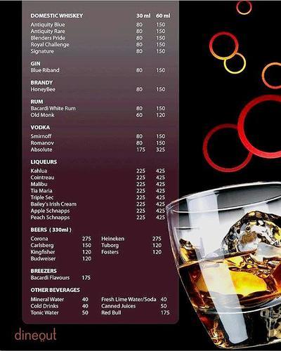 KP Lounge Menu 6