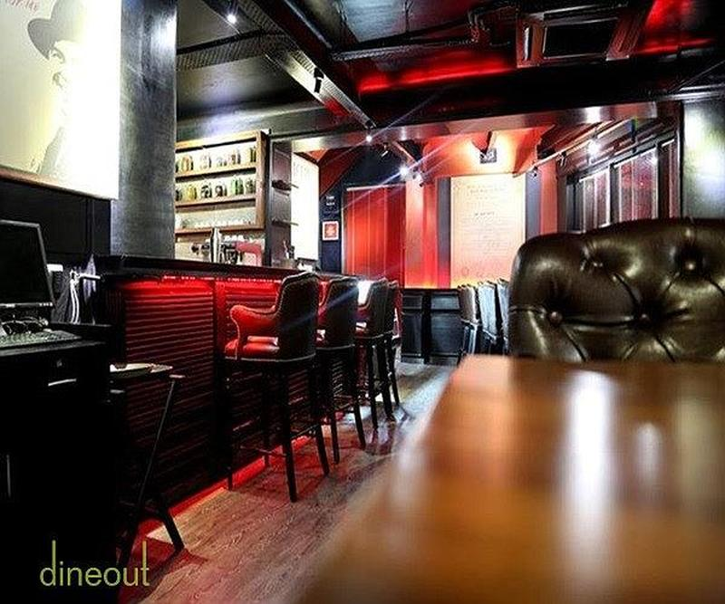 Bootleggers Republic Cafe DLF Phase 4