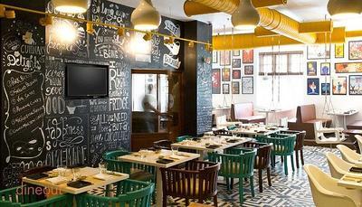 Chew- Pan Asian Cafe