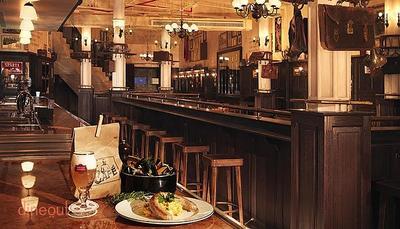 Belgian Beer Cafe - Crowne Plaza
