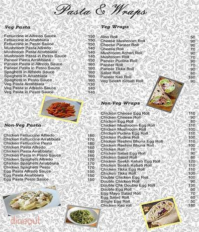 Healthy Bites Menu 2