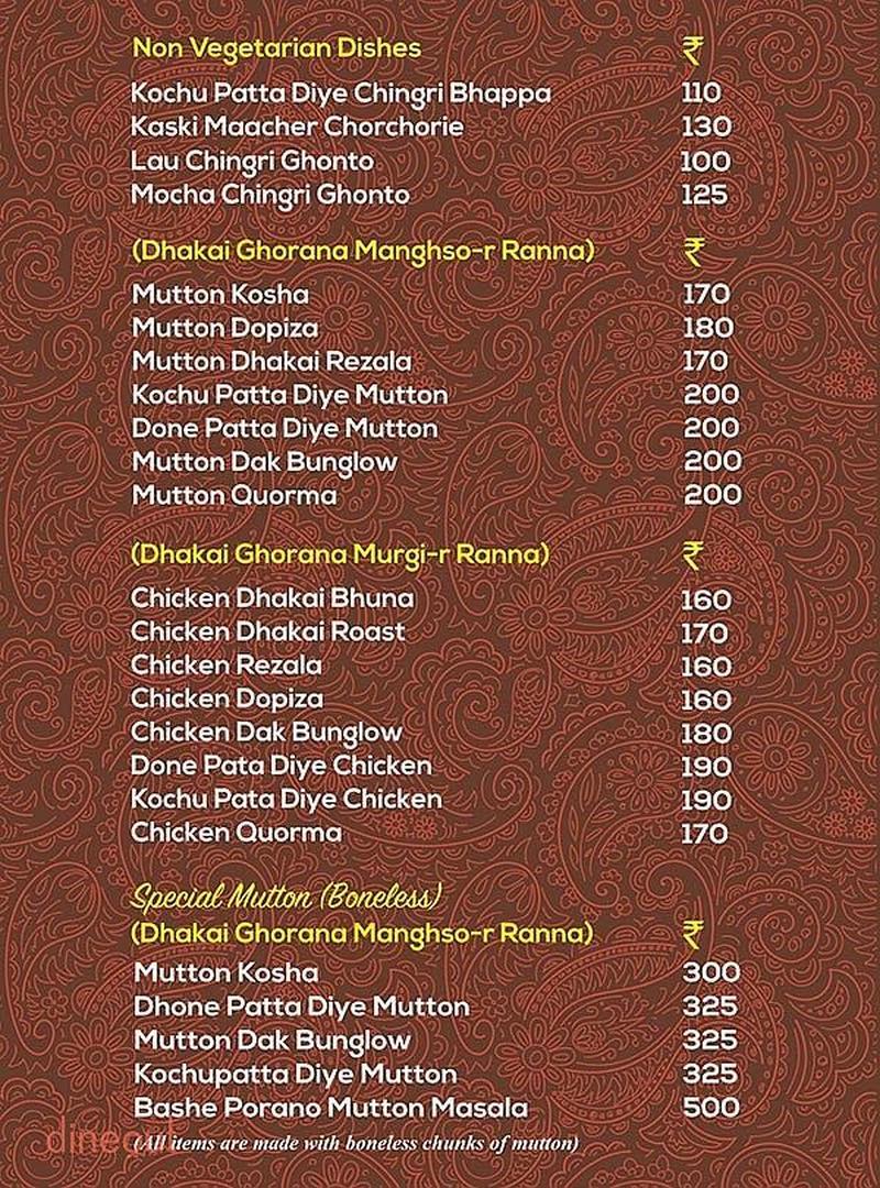 Kasturi Restaurant Jadavpur South Kolkata Kolkata
