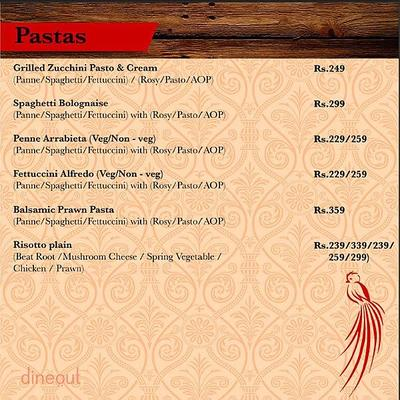 Quetzal Cafe Menu 10