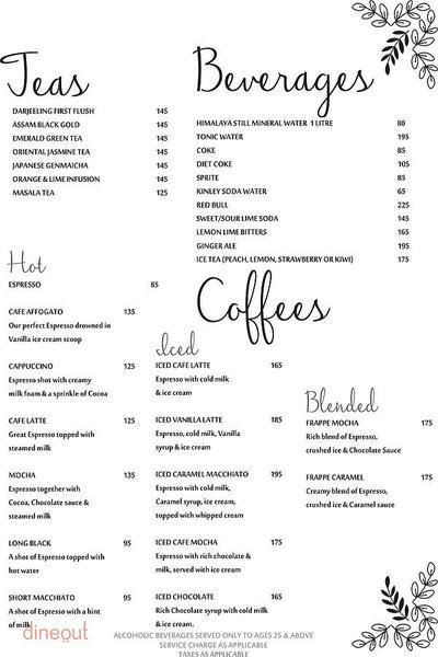 Pamphilos Kitchen & Bar Menu 8