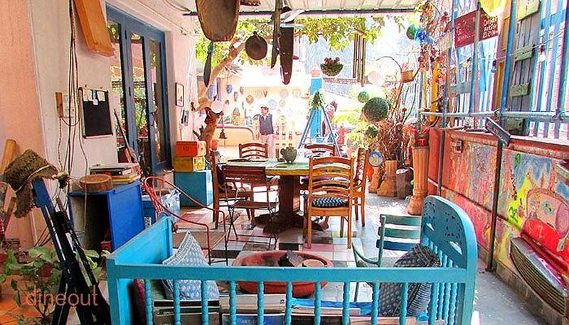Outsider Arts Centre & Cafe Moti Bagh