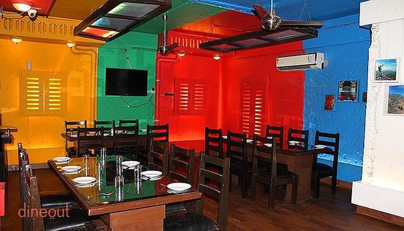 Hotel Rajvanshi Restaurant Old Rly Road
