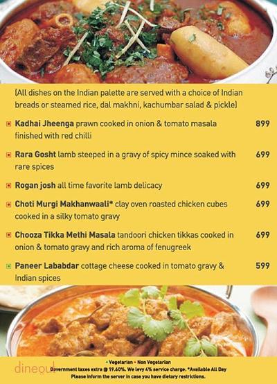 New Town Cafe - Park Plaza Noida Menu 10