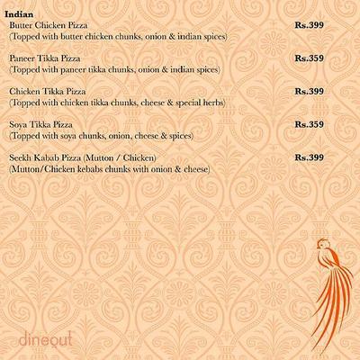 Quetzal Cafe Menu 12