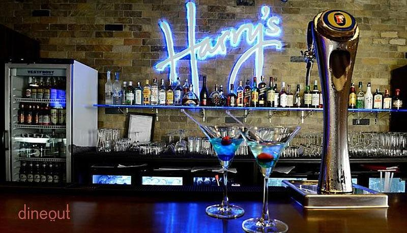 Harry's Bar + Cafe Saket
