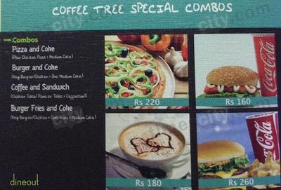 Coffee Tree Menu 3