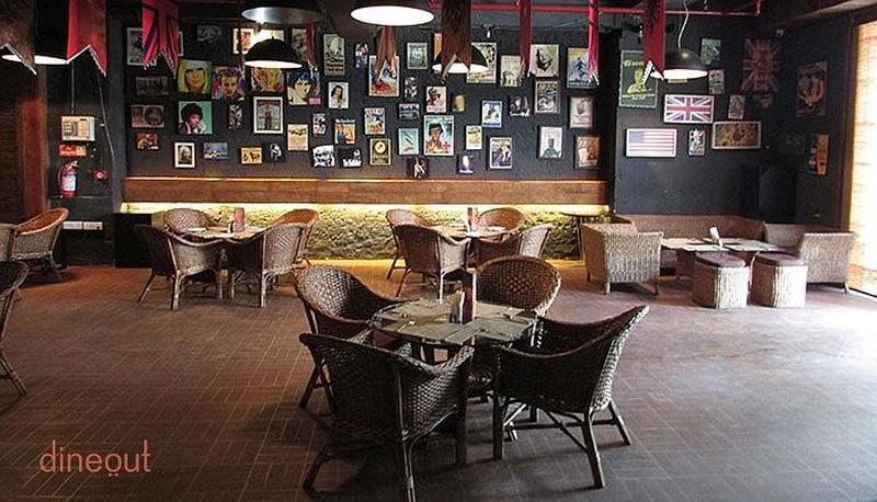 Ramla's Rock In Bar DLF Cyber City