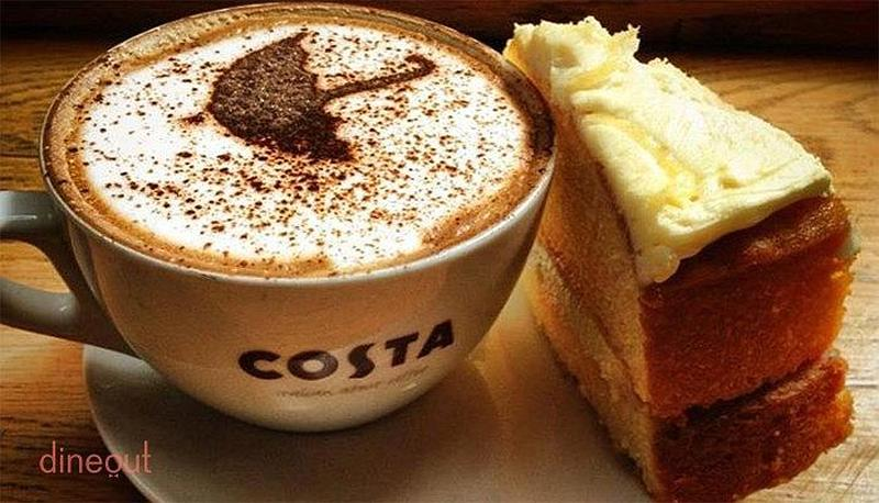Costa Coffee Vasant Vihar