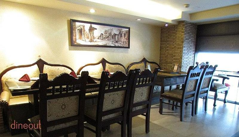 Indian Grill Company Connaught Place
