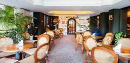 Cafe High5 restaurant