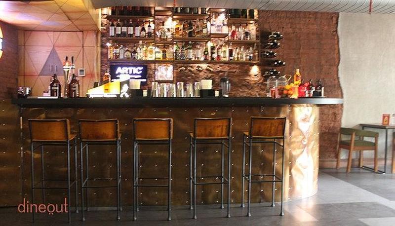 Pamphilos Kitchen & Bar Greater Kailash - 1