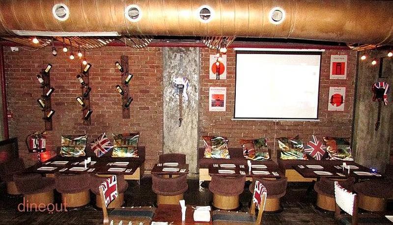 London Kitchen Co. Rajouri Garden
