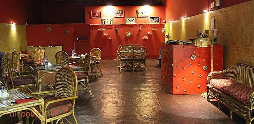 Top 10 romantic restaurants in pune dineout for Assamese cuisine in bangalore