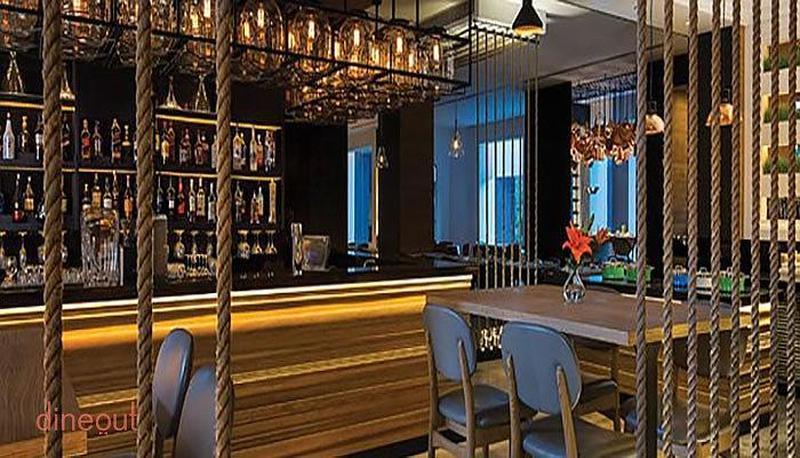 Tamra - Shangri-La's - Eros Hotel Connaught Place