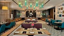 RBG Bar & Grill - Park Inn by Radisson IP Extension restaurant