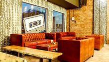 The Arena Lounge restaurant