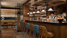Grappa - Shangri-La's - Eros Hotel restaurant