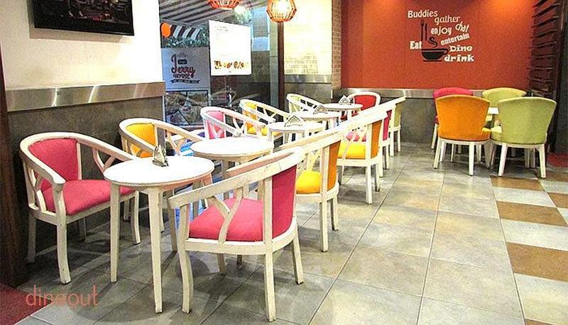 Cafe Jerry House Malviya Nagar