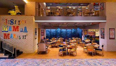 Bella Italia - Holiday Inn