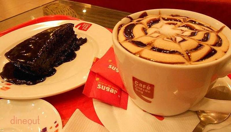 Cafe Coffee Day DLF Phase - 3