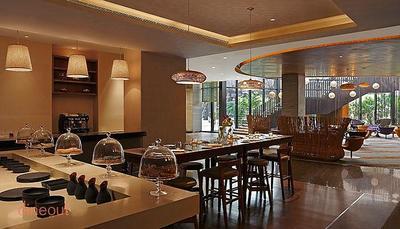 Cafe Pluck - Pullman New Delhi Aerocity
