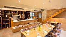 Lume - Aureole Hotel restaurant