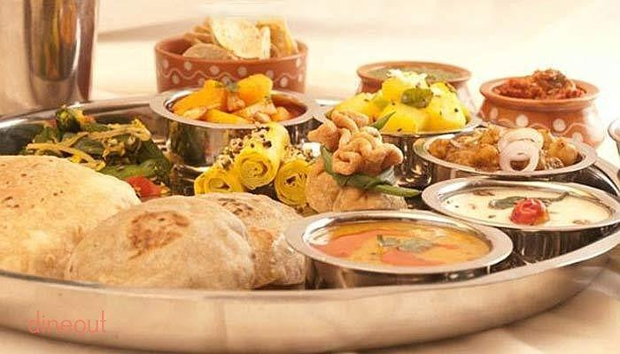 Top 10 gujarati restaurants in pune dineout for Assamese cuisine in bangalore