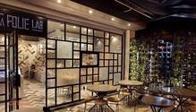 La Folie Lab restaurant