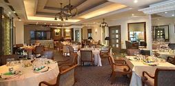 Dakshin - Sheraton New Delhi Hotel restaurant