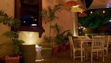 Sirocco restaurant