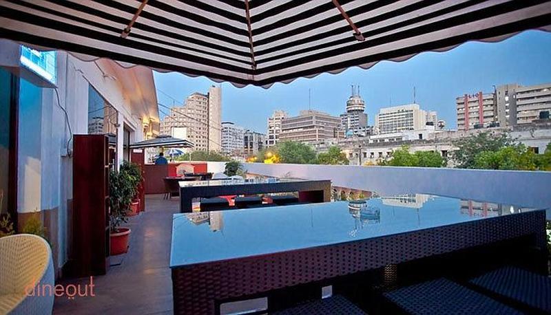 Ardor 2.1 Restaurant & Lounge Connaught Place