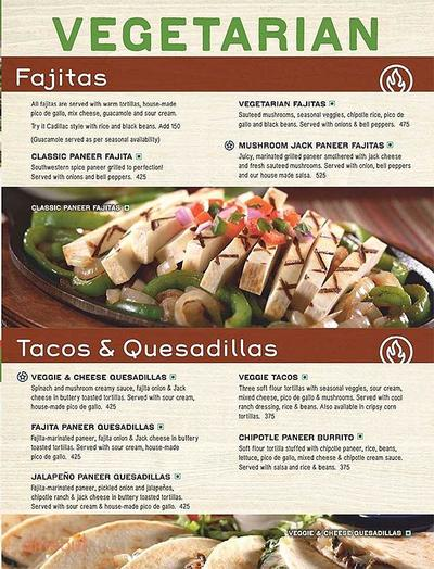 Chili's Menu 11