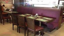 Hotel Shanbhag - Shanbhag Hotel Delux restaurant