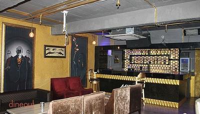 Mafia Lounge Bar