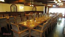 Copper Chimney restaurant