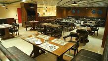 Dubliin Square restaurant
