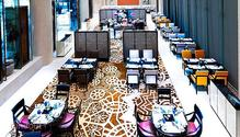 Delhi Pavilion - Sheraton New Delhi Hotel restaurant