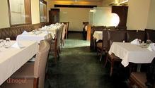 Moet's Chinese Room restaurant