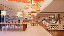 Pluck - Pullman New Delhi Aerocity - An AccorHotels Brand restaurant