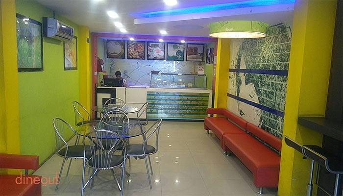 Top restaurants in chandra layout west bangalore