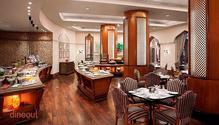 Encounters - Taj Krishna restaurant